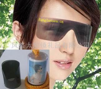 膠卷式太陽眼鏡 2