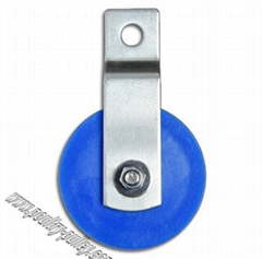 """Hanging Stainless Steel Pulley 2 1/2"""""""