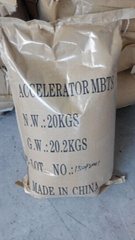 Rubber accelerator MBTS