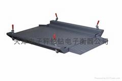 超低移动地磅SCS-2吨