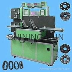 Loops winding machine(for propeller shaft couplings)