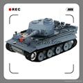 German Tiger 1:16 RC Airsoft Battle Tank(3818)
