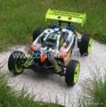 1/16 Meteor Nitro 4WD Off-Road RC Buggy