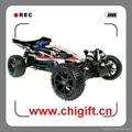 VRX Racing RH1007 Spirit N2 1/10 Scale Nitro RC Buggy(Two Speed)