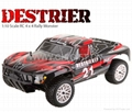 1/10 scale Brushless rc car truck hsp 94170pro 2s lipo 3