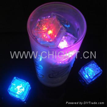 Flashing Ice Cubes 2