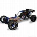hsp 95054 rc bajer 2WD/4WD 2.4Ghz 26cc Petrol Baja RC Buggy