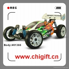2.4G 1/8 Brushless off-r