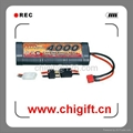 7.2V 3000mAh High Power NiMH Battery  for RC cars rc boat rc tank