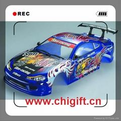 1/10 scale Print PC Body shell rc car shell
