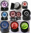 1/10 drift wheel set for on-road cars