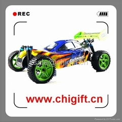 94166 1/10th Scale Nitro Off Road Buggy-Pivot Ball Suspension