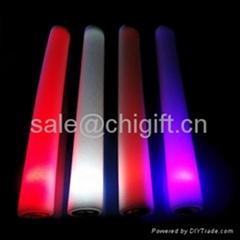 LED Foam Stick Flashing LED Foam Stick Wand