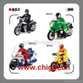 Mini Remote Control RC MotorCycle Car Bike 2012