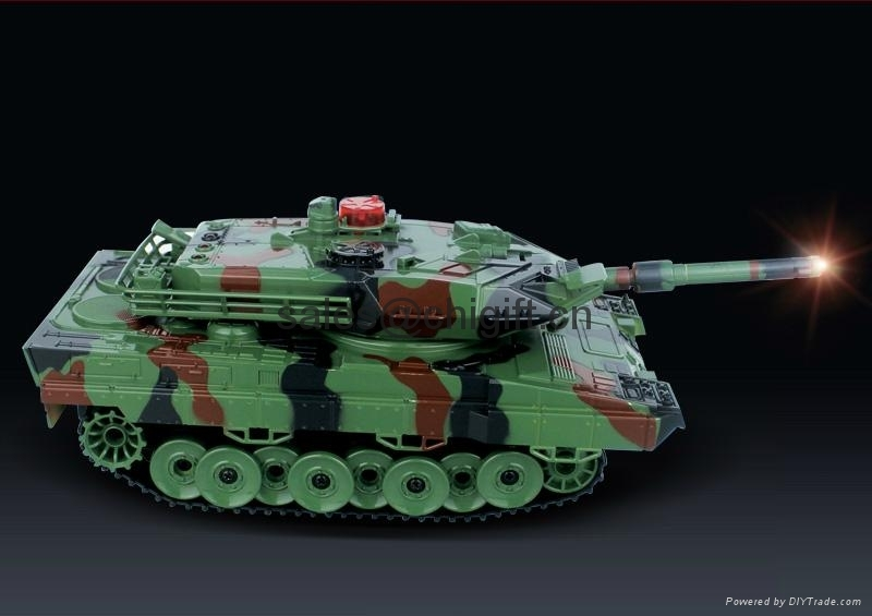 L917 Battle Tank
