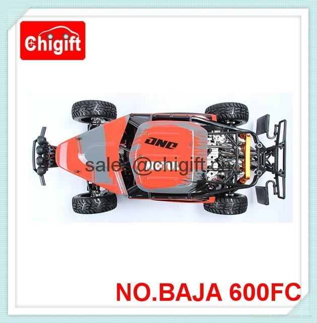 1/5 scale RC car 57cc BAJA with RCMK Engine