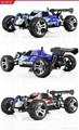 WLtoys A959 1:18 2.4G 50KM/H SUV High Racing Car cross country RC Car