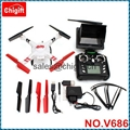 2.4G rc quadcopter V686G 5.8G Real Time Transmission with 2.0MP Camera