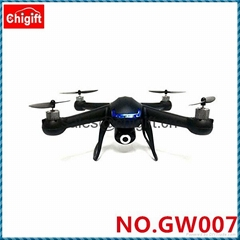 GW007 RC Quadcopter w/ HD Camera 6 Axis Gyro  Spy Explorers 4ch Quad  Copter
