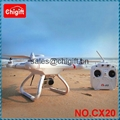CX20 CX-20 Auto-Path Finder 2.4G RC Quadcopter with GPS