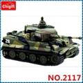 Great wall RC CAR  2117 RC Battle Tank remote control mini tank