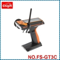 FS-GT3C 2.4Ghz 3Channel Color LCD Transmitter and Receiver Set