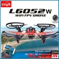 iphone quadcopter  L6052W 2.4G WIFI FPV quadrocopter  Drone