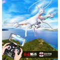 Syma X5SW Explorers-II  WI-FI  2.4Ghz  RC Drone Quadcopter  with  Camera