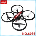 2.4G 4 channel 6 axis 3D flip flight middle size Quadcopter L6036 rc drone