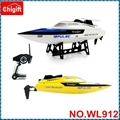 WL912 2.4G 4CH High Speed Racing Remote Control Boat/RC Ship