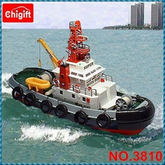 3810 RC Seaport Tug Boat