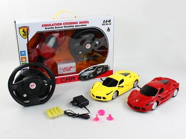666-71 1/14 Ferrari