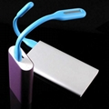 USB Port LED Lamp/Portable USB Light Lexible Laptop USB LED Light with Logo  2