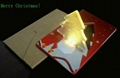 LED Pocket card Wallet Light  Pocket LED Card Night Light Lamp
