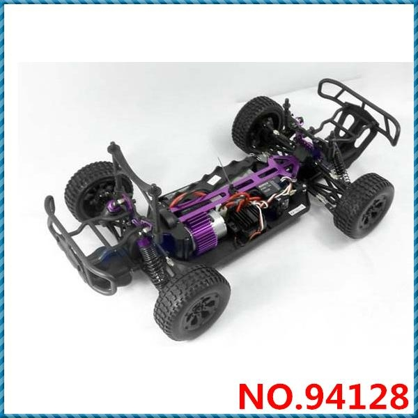 RC pickup truck HSP 94128 Electric rc car 1/10 RC  TROPHY TRUCK 3
