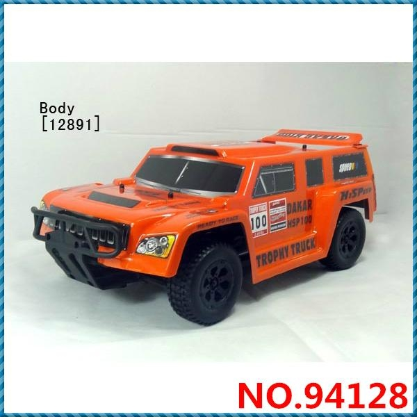RC pickup truck HSP 94128 Electric rc car 1/10 RC  TROPHY TRUCK 5