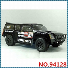 RC pickup truck HSP 94128 Electric rc car 1/10 RC  TROPHY TRUCK