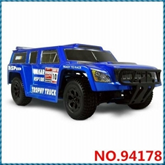 1/10th Scale Nitro Off Road  pickup truck  hsp 94178 rc car