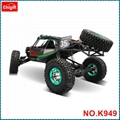 WLtoys K949 1/10 2.4GHz 4WD RC Climbing Short Course Truck Dirt Drift bike RTR 2