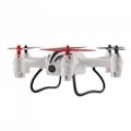 Q282-J 2.4G 4CH 6-Axis RC quadcopter
