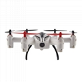 Q282-J 2.4G 4CH 6-Axis RC quadcopter Drone with HD 2.0M camera  2