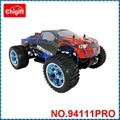 HSP 1/10th Brontosaurus Brushless RC Monster Truck with li-po battery
