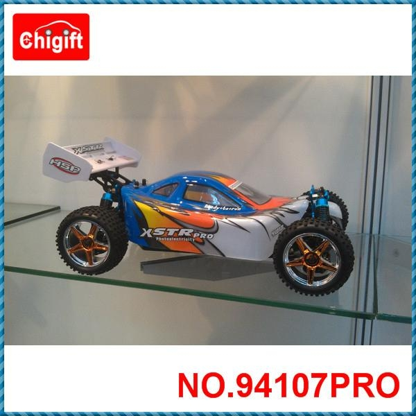 94107pro high speed 1/10 Brushless RC Buggy with 2s li-po battery  2