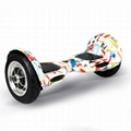 self balancing scooter 10 inch 2 wheel hoverboard with samsung battery