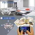 CX-10W 4CH 2.4G 6-Axis Gyro RC Quadcopter Wifi APP Control Drone w/ 0.3MP Camera