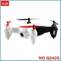 WLtoys Q242G 2.4GHz 6-axis Mini RC Quadcopter with 2.0MP 5.8GHz FPV 4