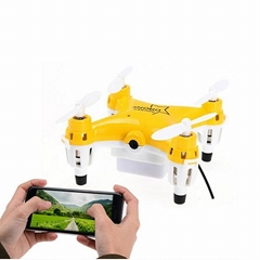 L6058W 2.4G Mini Rc Drone Quadcopter With Hd Wifi Camera Smart Phone Controll