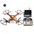 JJRC H8D Drone 6-Axis Gyro RC Quadcopter Helicopter 5.8G HD Camera