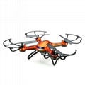 JJRC H12C 2.4Ghz 6-Axis Gyro R/C Quadcopter Drone CF Auto Return Headless  5
