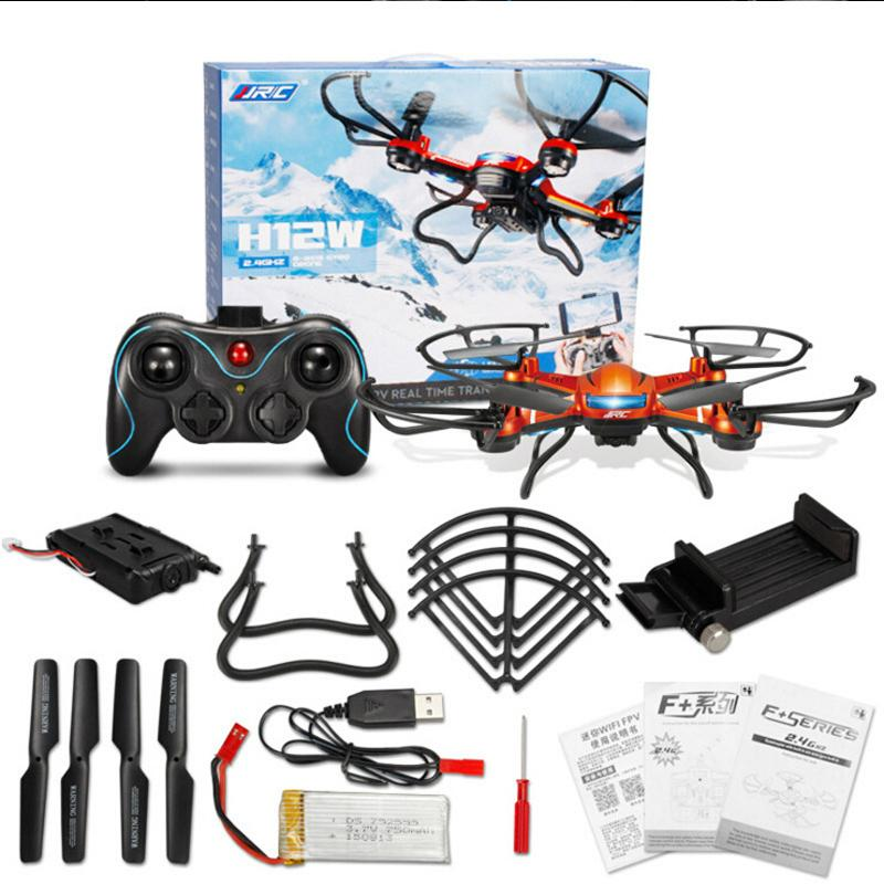 JJRC H12C 2.4Ghz 6-Axis Gyro R/C Quadcopter Drone CF Auto Return Headless  7